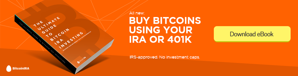 FREE Guide on Bitcoin IRA Investing